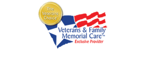 Veterans & Family Memorial Care Executive Provider